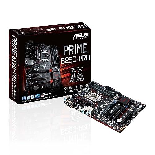Asus Prime B250 Pro Carte mère Intel Socket 1151