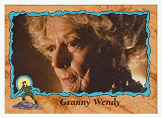 Granny Wendy (Trading Card) Hook # 6 Topps 1992 - NM/MT