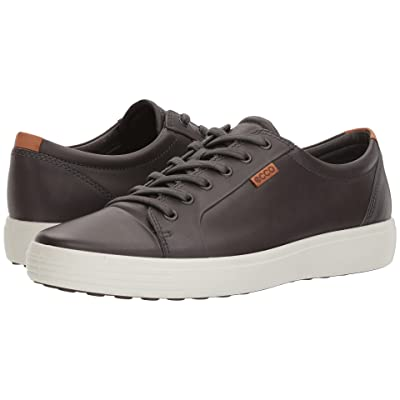 ECCO Soft 7 Sneaker (Magnet) Men