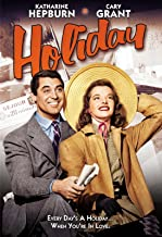 holiday the movie with cary grant