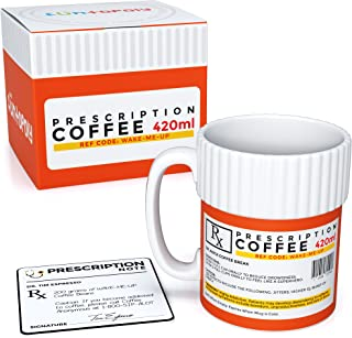 Best caffeine prescription mug Reviews
