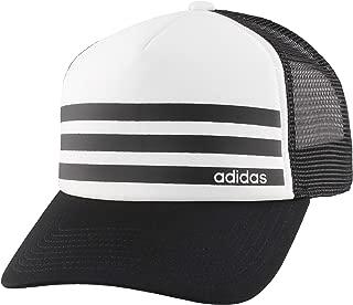 Men's Linear 3-Stripe Trucker Hat