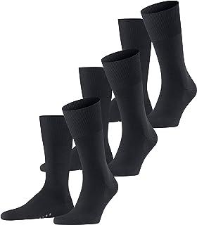 FALKE Men's Airport Multipack Socks (Pack of 3)