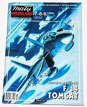 F-14A TOMCAT - Paper Card Model in Scale 1/33 - Maly Modelarz