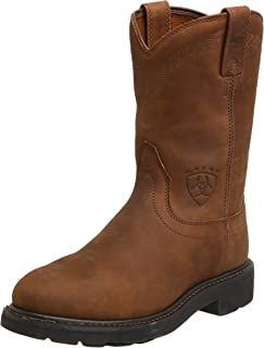 Ariat Work Men's Sierra Steel Toe Work Boot