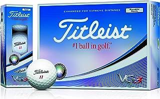 TITLEIST(タイトリスト) ゴルフボール 2018 VG3 3ピース 12個入り レインボーパール T3025S