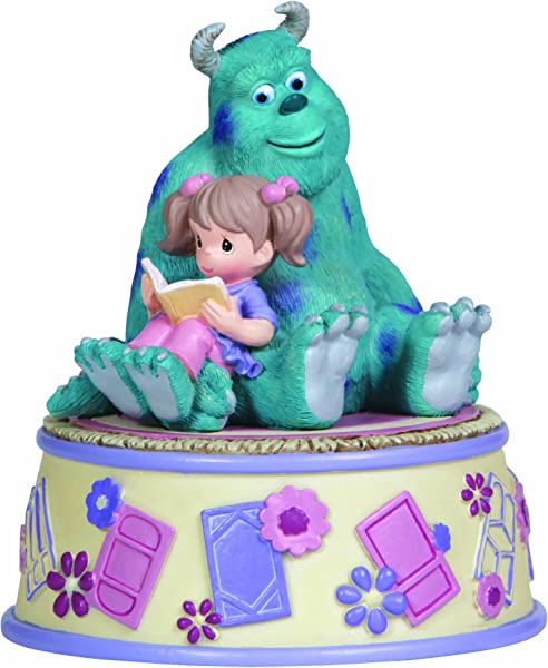 Precious Moments Disney Showcase Collection Snuggle Time Resin Music Box 132105