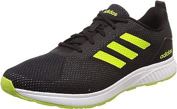 Adidas Men's Furio LITE M SSLIME/CBLACK Running Shoes-11 UK/India (46 EU) (CK9642_11)