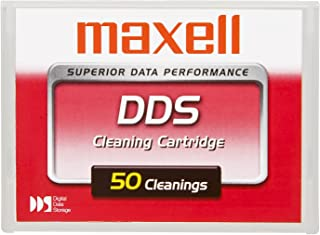 Maxell Cleaning Kit for 4MM DDS DAT Drive (1-Pack)