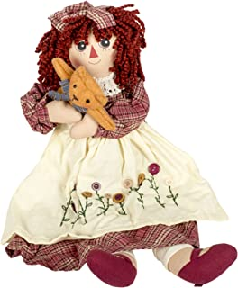 Best primitive raggedy ann and andy dolls Reviews