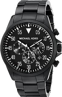 مايكل كورس ساعة عملية كاجوال للرجال انالوج بعقارب ستانلس ستيل - MK8414