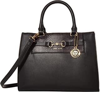 Convertible Satchel with Hardware