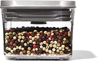 OXO Steel POP Container -  0.4 Qt for dried herbs and more