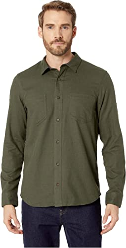Flannagan Solid Long Sleeve Shirt