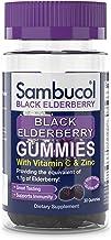 Sambucol Black Elderberry Gummies 30 ct
