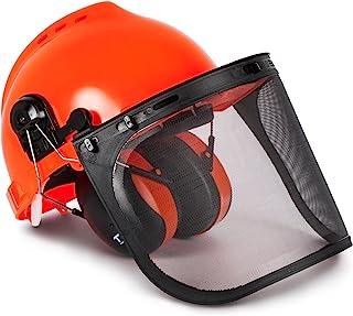 TR کلاه ایمنی صنعتی و سیستم حفاظت شنوایی صنعتی