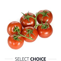 The Tomato Stall Organic Large Vine Tomatoes 425g