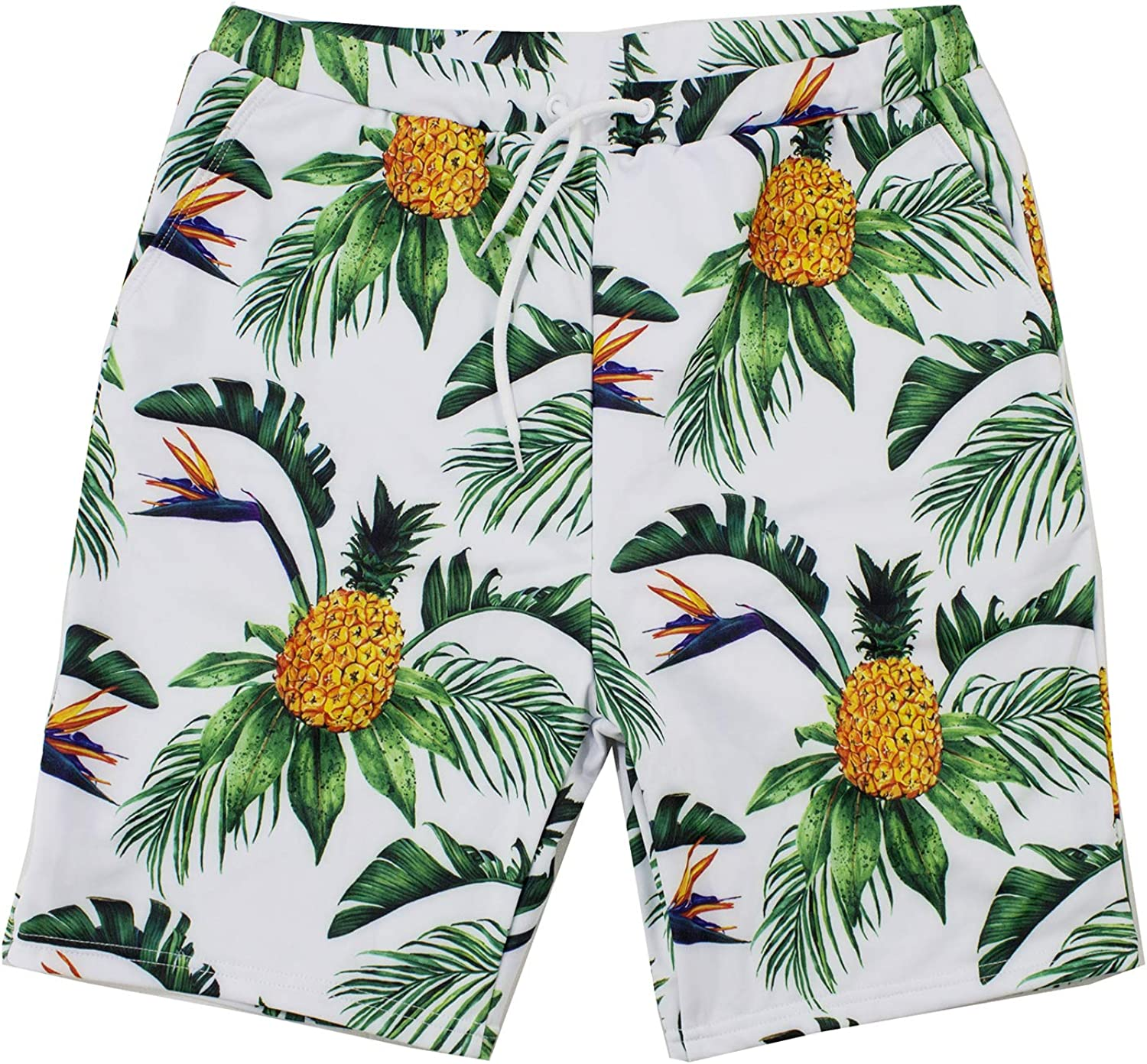 Styles I Ranking TOP10 Love Summer Family New products, world's highest quality popular! Print Pineapple Matching Sw Swimwear
