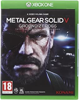 Konami Metal Gear Solid V: Ground Zeroes [Xbox One]