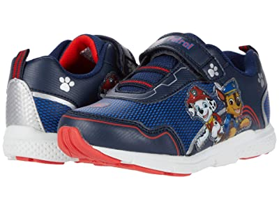 Josmo Kids Paw Patrol Sneaker (Toddler/Little Kid) (Navy/Red) Boys Shoes