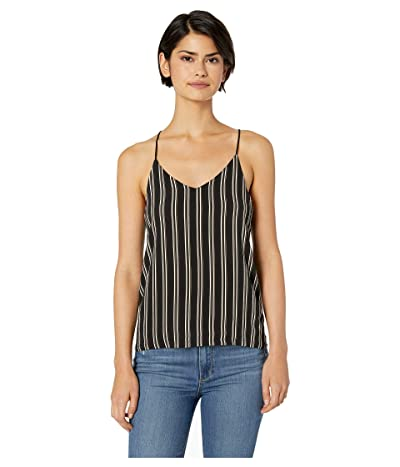 Bishop + Young Black Stripe Cami (Black Stripe) Women