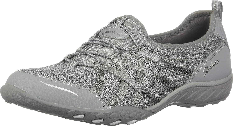 Skechers Womens Breathe-Easy - Envy Me Sneakers