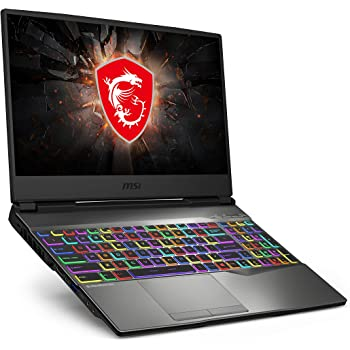 "MSI GP65 Leopard 10SEK-048 15.6"" 144Hz 3ms Gaming Laptop Intel Core i7-10750H RTX 2060 16GB 512GB NVMe SSD Win10 VR Ready"