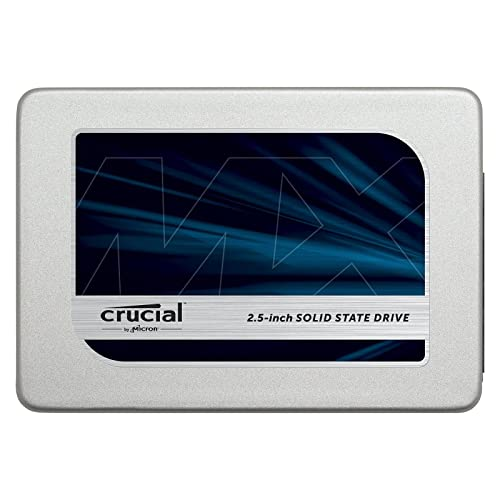 Crucial CT1050MX300SSD1 SSD interne MX300 (1To, 3D NAND, SATA, 2,5 pouces)