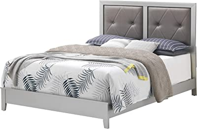 "Glory Furniture Primo , Champagne Full Bed, 52""H X 59""W X 80""D,"
