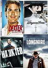 Discover 4 TV Themes Murderer / Sheriff / Supernatural & Private-Eye - Longmire / Dexter / Haunted & Wayward Pines Matt Dillon DVD Series