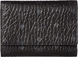 MCM - Visetos Original Small Trifold Wallet with Pocket