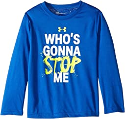 Who's Gonna Stop Me Long Sleeve (Little Kids/Big Kids)
