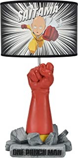 one punch man lamp