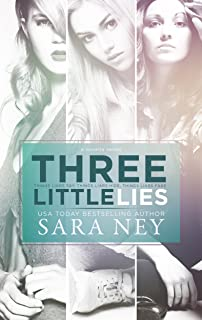 Three Little Lies: The Complete Novella Series