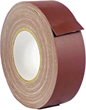 WOD CGT-80 Burgundy Gaffer Tape Low Gloss Finish Film, Residue Free, Non Reflective Gaffer, Better than Duct Tape (Available in Multiple Sizes & Colors): 3 in. X 45 Yards (Pack of 1)