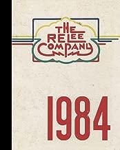 (Reprint) 1984 Yearbook: Robert E. Lee High School, Tyler, Texas