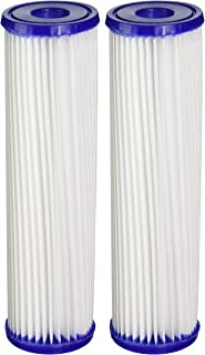 American Plumber W30PE Whole House Sediment Filter Cartridge (2-Pack)