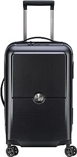 Delsey Paris TURENNE Hand Luggage, 55 cm, 37.8 liters, Black