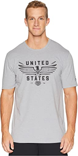 Freedom US Eagle Tee