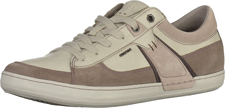 Geox U Box C, Men's Low-Top Sneakers