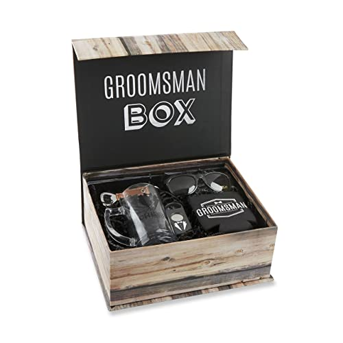 Groomsmen Box Amazon Com