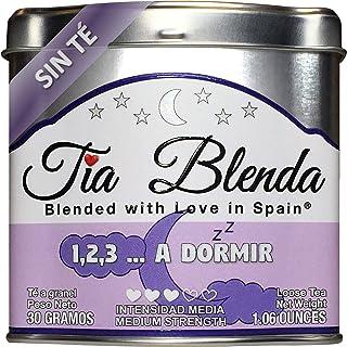 TIA BLENDA - 1,2,3... A DORMIR (30 g) - Relajante infusión