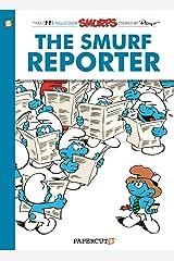 The Smurfs 24: The Smurf Reporter ハードカバー