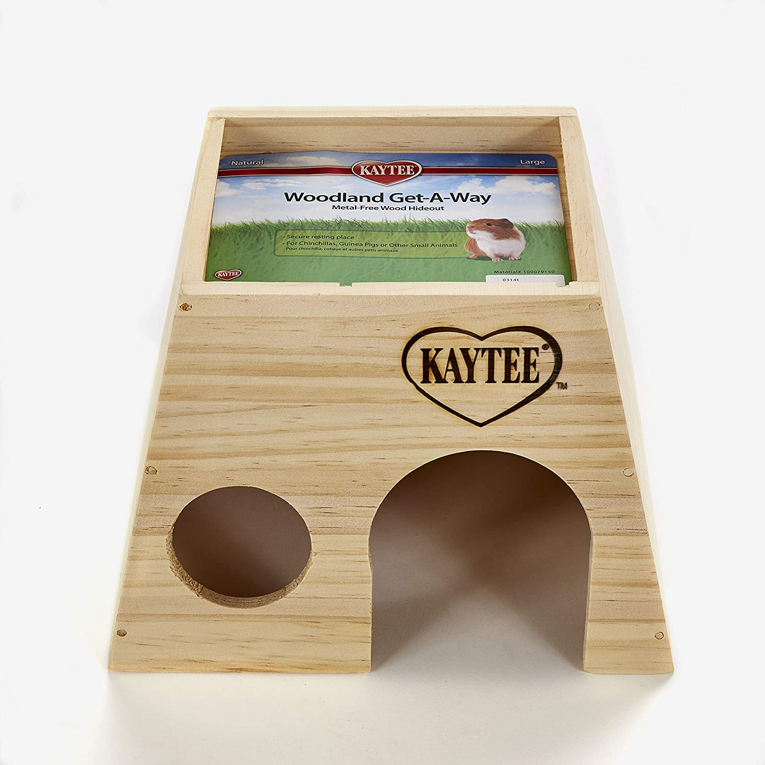 Kaytee Now free shipping Woodland Get-A-Way Store