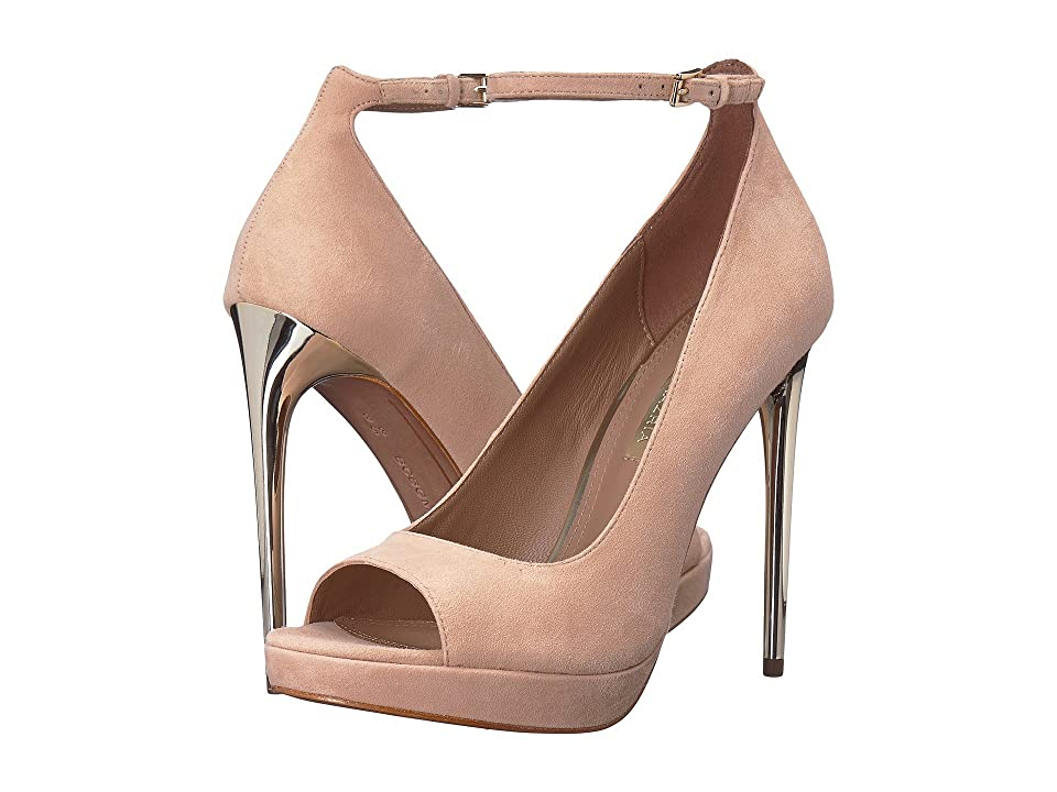 BCBGeneration BCBGMaxazria Becky (Tea Rose Kid Suede) High Heels