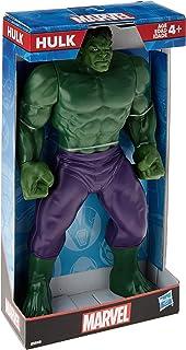 Boneco 9.5 Figura Olympus Hulk - E5555 - Hasbro Avengers Boneco 9.5 Figura Olympus Hulk Verde