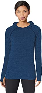 Women's Brushed Tech Stretch Popover Hoodie