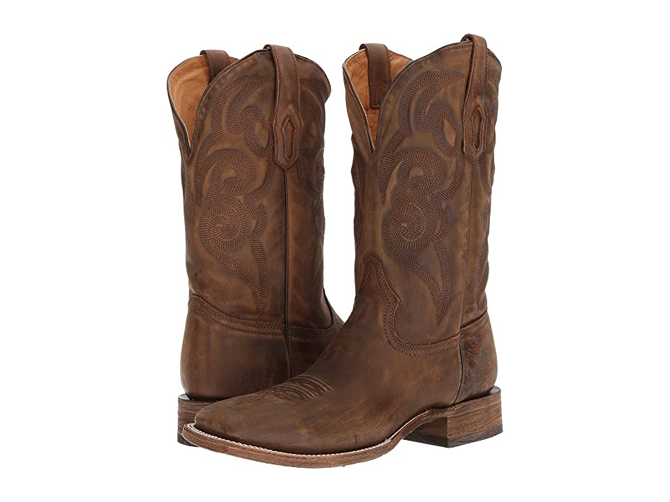 Corral Boots A3302 (Golden Brown) Cowboy Boots
