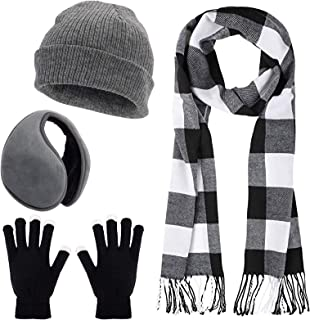 Men's Cold Weather Scarves | Amazon.com