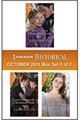 Harlequin Historical October 2021 - Box Set 2 of 2 Kindle Edition